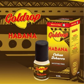 Goldrop Habana - 10ml