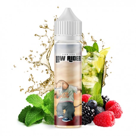 Best off Fuu Low Rider - Vape Shot - 20ml