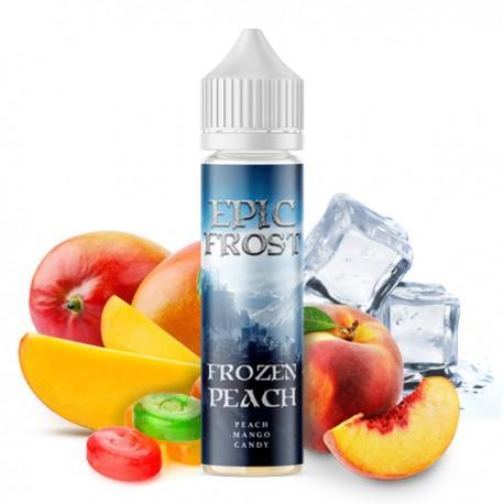 Epic Frost Frozen Peach - Vape Shot - 20ml