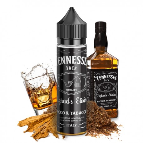 Azhad's Elixirs Bacco & Tabacco Tennessee - Vape Shot - 20ml