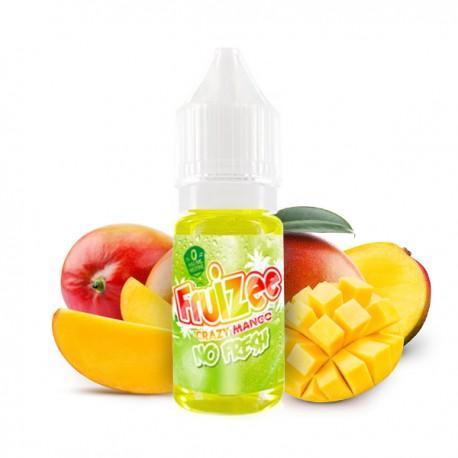 Eliquid France Fruizee No Fresh Crazy Mango - 10ml