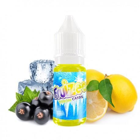 Eliquid France Fruizee Lemon Black Currant - 10ml