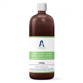 Alterna Farmaceutici Vegetable Glycerine VG - 1000gr