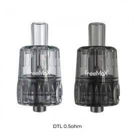 FreeMax uparjalnik GEMM Pod DTL - 0.5ohm - 2ml - 2pcs