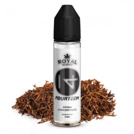 Royal Blend Fourteen Aroma Mix and Vape - 10ml