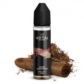 Royal Blend Havana - Vape Shot - 10ml