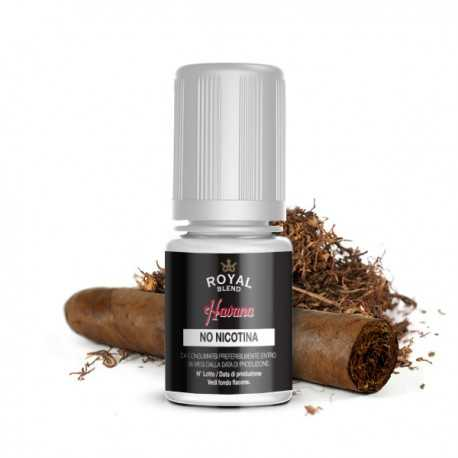 Royal Blend Tabacco Havana - 10ml