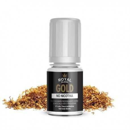 Royal Blend Tabacco Gold - 10ml