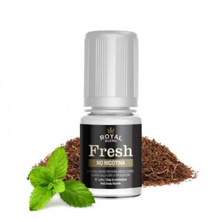 Royal Blend Tabacco Fresh - 10ml