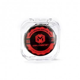 Coil Master Triple Twisted uporovna žica Kanthal 28*3AWG - 15ft - 4.6m