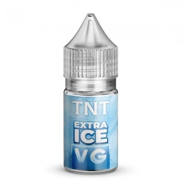 TNT Vape Glicerina Vegetale Full VG Extra Ice - 30ml