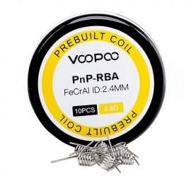 VooPoo grelna glava PnP-RBA za Vinci X - 0.6ohm - 10 kosov