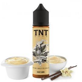 TNT Vape Pastry The Custard Vape Shot 20ml