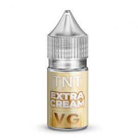 TNT Vape Glicerina Vegetale Full VG Extra Cream - 30ml
