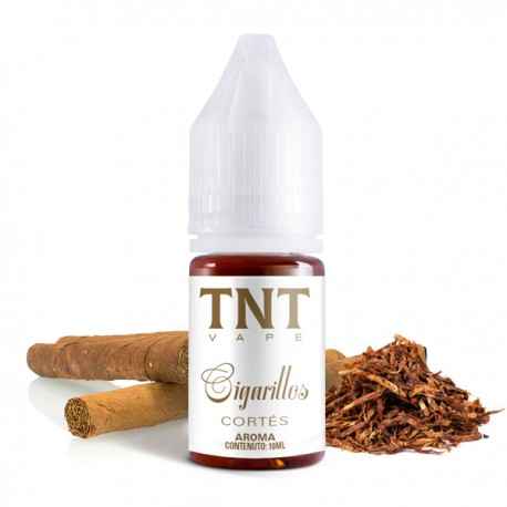 Aroma-Cigarillos Cortes-by-TNT Vape-10ml-Concentrato