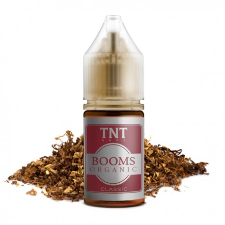 Aroma-Booms Organic Classic-by-TNT Vape-10ml-Concentrato