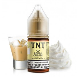 TNT Vape Pastry Royal Cream - 10ml