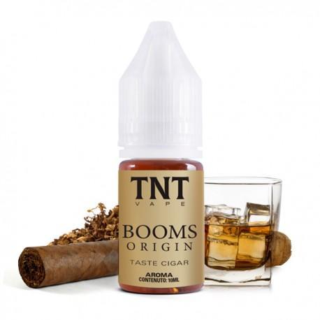 Aroma-Booms Origin-by-TNT Vape-10ml-Concentrato