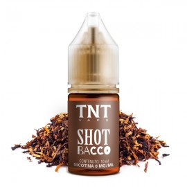 Liquido pronto-Magnifici7 Shoot Bacco-by-TNT Vape-10ml-TPD