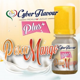 Flavor-Aroma-Pesca.Mango-By-Cyber-Flavour-Linea-Plus - 10ml