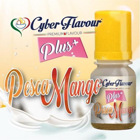 Flavor-Aroma-Pesca.Mango-By-Cyber-Flavour-Linea-Plus - 10ml