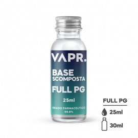 Glicole-Propilenico-FULL-PG-By-VAPR-25ml-in-30ml
