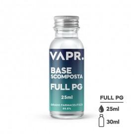 VAPR. Propilen Glikol FULL PG - 25ml v 30ml