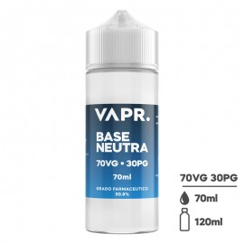 Neutral-Base-70VG-30PG-By-VAPR-0mg/ml-70ml