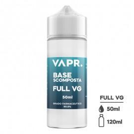 VAPR. Rastlinski Glicerin FULL VG - 50ml v 120ml