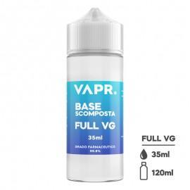 VAPR. Rastlinski Glicerin FULL VG - 35ml v 120ml