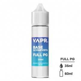 VAPR. Propilen Glikol FULL PG - 35ml v 60ml