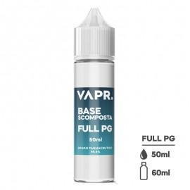 VAPR. Propilen Glikol FULL PG - 50ml v 60ml