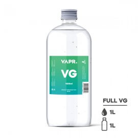 Base-Vegetable-Glycerine Full-VG-By-Vapr - 1000ml