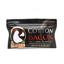 Cotton-Bacon-Prime-Wick-N-Vape - 1pcs