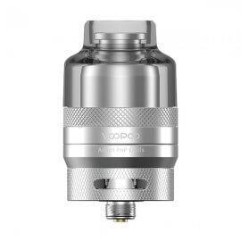 VooPoo RTA Pod Tank for Drag X / Drag S - Silver - 2ml