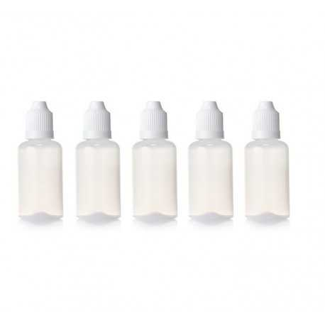 E-liquid Refiller Bottle with childproof cap (10ml)