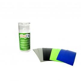 PVC shrinks for batteries 18650 - 5 pcs