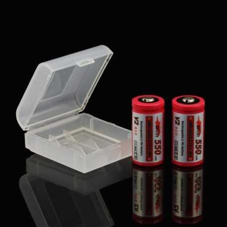 Efest Case for 2x16340 battery