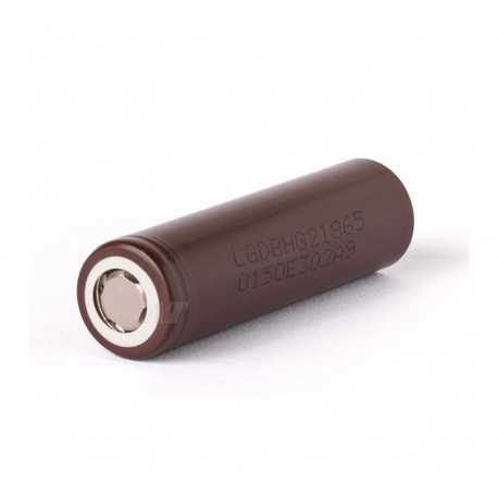LG INR18650HG2 3000mah senza pin