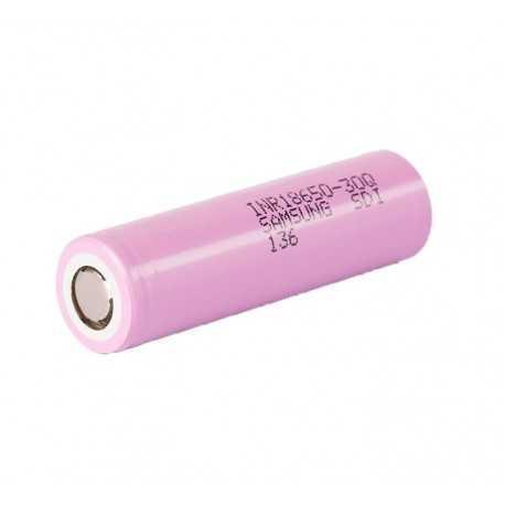 Samsung INR18650 30Q 3000mAh (15A) senza pin
