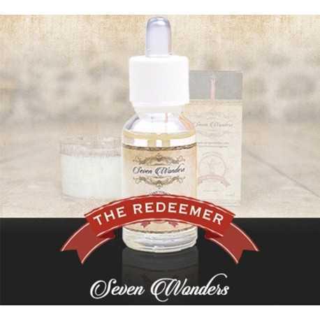 Seven Wonders The Redeemer