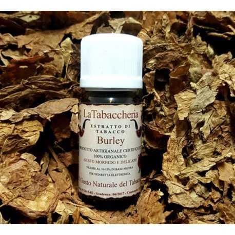 La Tabaccheria flavor Burley - Linea Estratti di Tabacco - 10ml