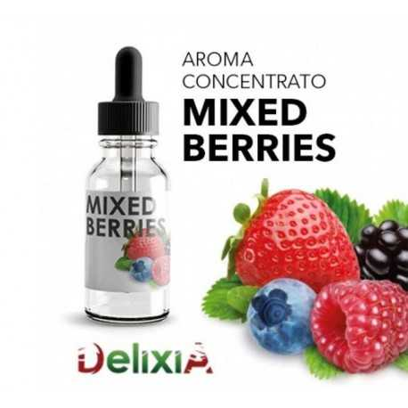 Delixia Mixed Berries Flavor concentrate