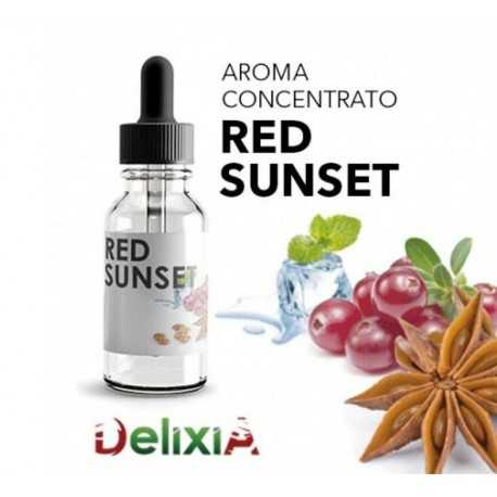 Delixia Red Sunset Flavor concentrate