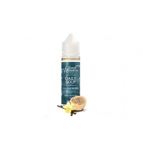 Seven Wonders Daily Soup - Mix and Vape - 50ml