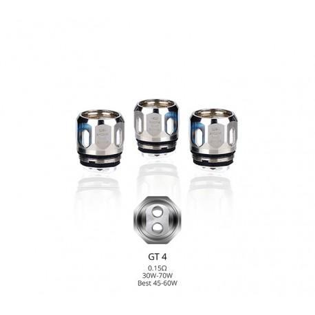 Vaporesso resistenza GT4 Core per NGR - 0.15ohm - 3pz