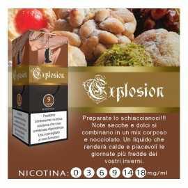 LOP Linea Vape Plus - Explosion Nuts