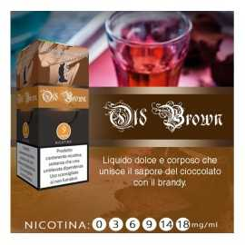 LOP Brandciok/Old Brown