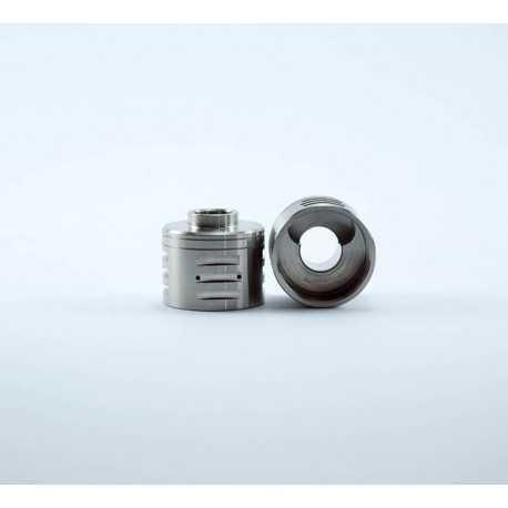 H- Stone Cap Dual Coil Plus+TXXII