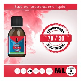 LOP Neutral Base 70/30 - 0mg/ml - 70ml